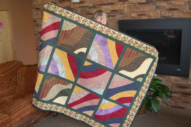 Quilt Donor Ruth DeVore