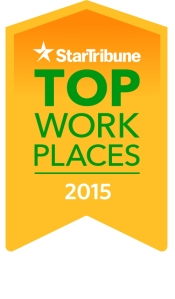 Top Workplaces 2015 Logo